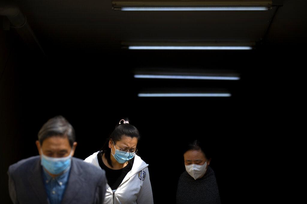 Trump rips UN's health agency, claims China bias