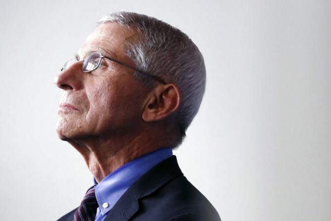 Dr. Anthony Fauci: Sports could return, but without fans during coronavirus