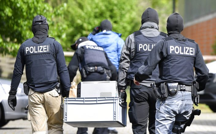 Hezbollah: Germany bans and raids Islamist group