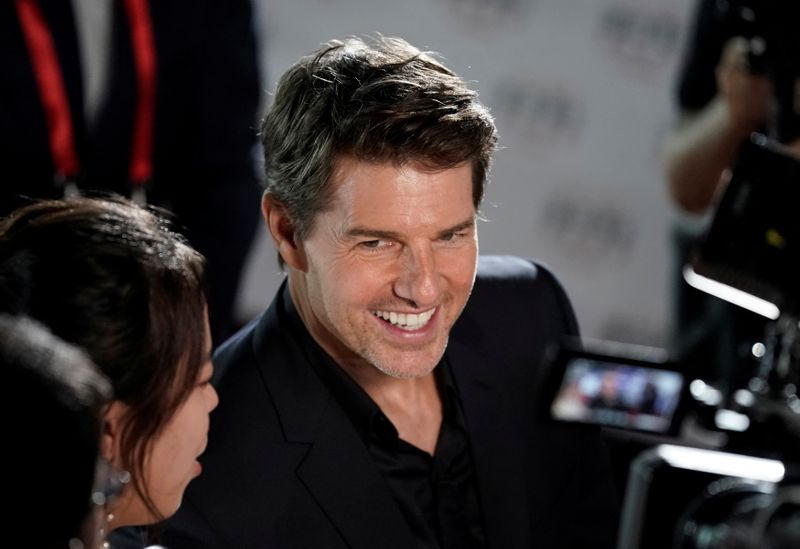 Tom Cruise Will Actually Go to Outer Space For New Action Movie