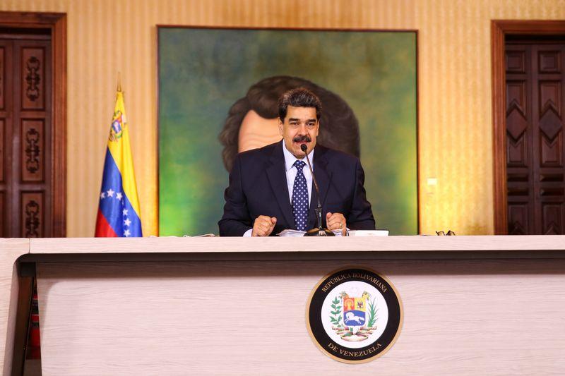 Venezuela unveils Guaido-US veteran raid conversation