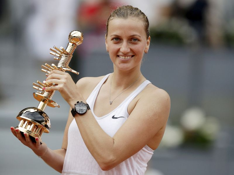 Kvitova, Pliskova headline all-Czech tournament
