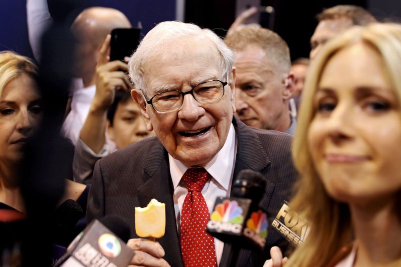 Buffett's Berkshire Sells Majority of Goldman Stake, Trims JPMorgan