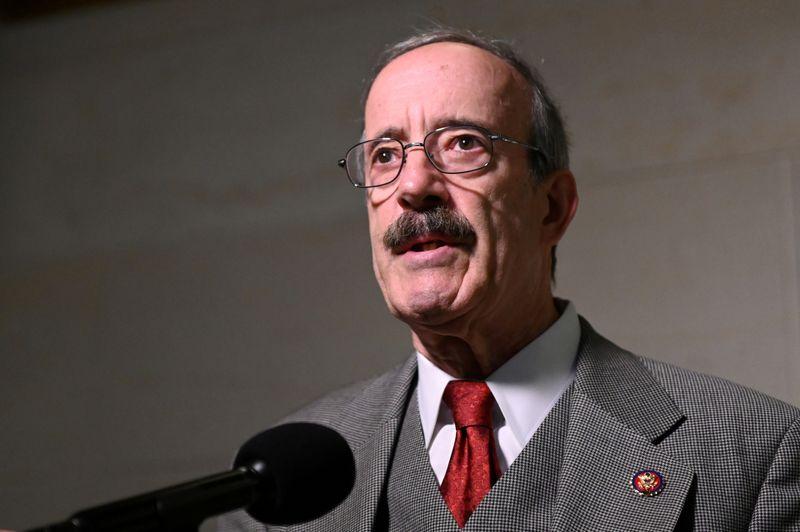 FILE PHOTO: Rep. Eliot Engel (D-NY)