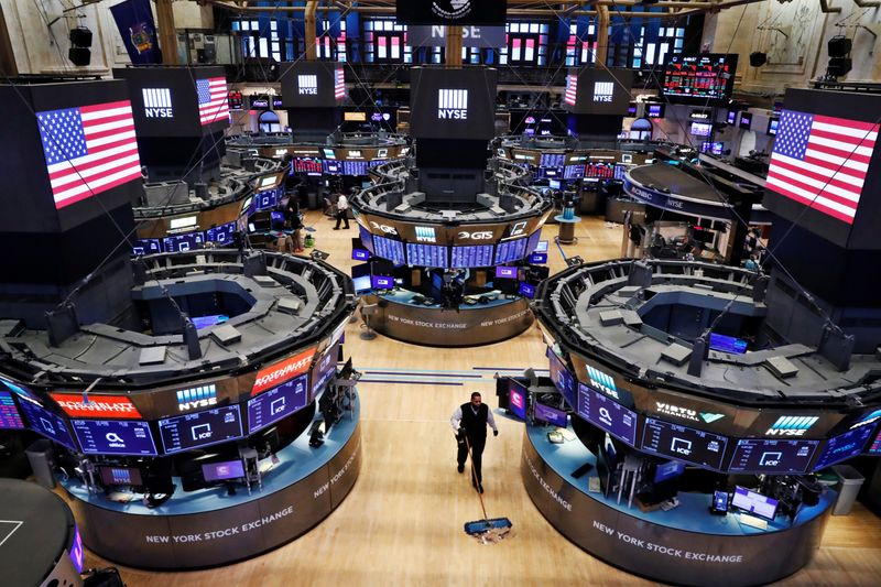 Wall Street opens modestly lower, energy shares underperform