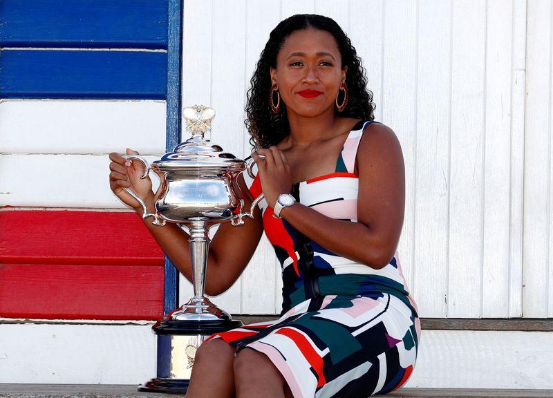 FILE PHOTO: Tennis - Australian Open - Women's Singles photo shoot