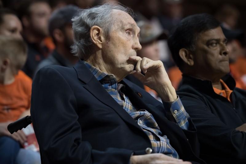 FILE PHOTO: NCAA Basketball: South Carolina at Oklahoma State