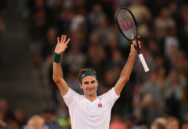 Roger Federer is the world's highest-paid athlete, says Forbes