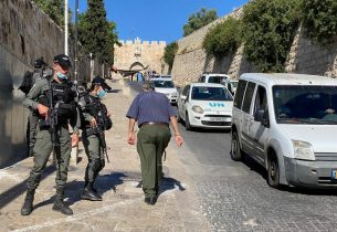 Israeli police fatally shoot Palestinian in Jerusalem – spokesman
