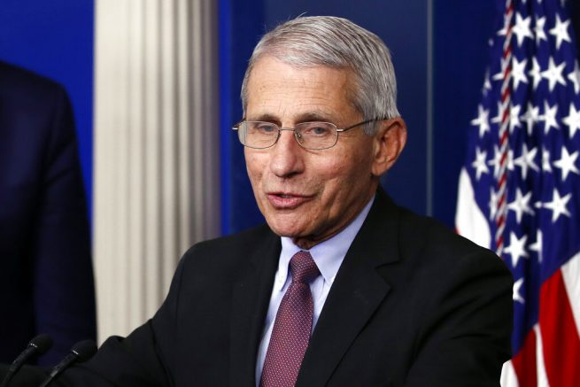 White House delays Anthony Fauci testimony before House committee