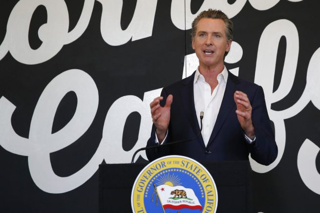 Calif. Gov. Newsom outlines 'Phase 2' guidelines for low-risk businesses