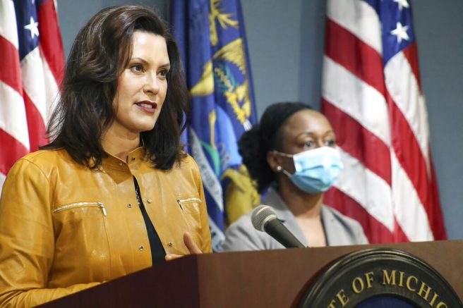 Governor Whitmer Signs Executive Order