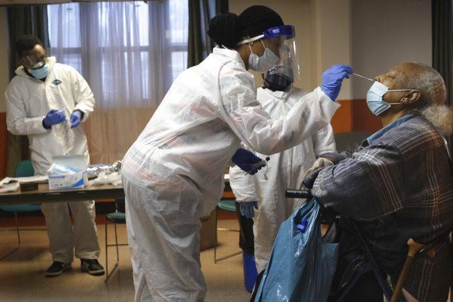 Kentucky Nursing Home Partly Evacuated Following Coronavirus Outbreak
