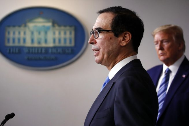 US Treasury Sec. Mnuchin: Unemployment rate will get worse