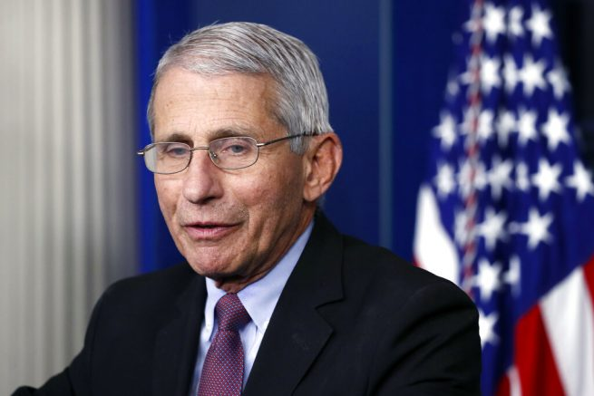 Anthony Fauci: Second Wave of Coronavirus 'Not Inevitable'