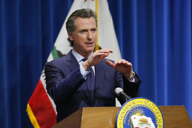 Governor Gavin Newsom Relaxing Some Restrictions For Reopening