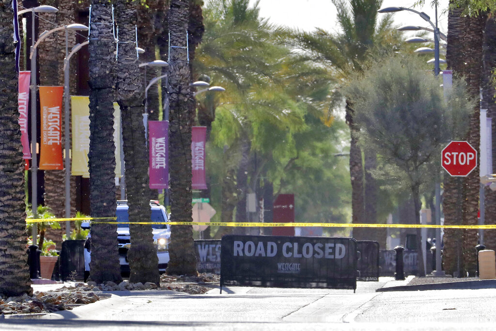 Suspect in Custody After 3 People Shot at Arizona Shopping Center