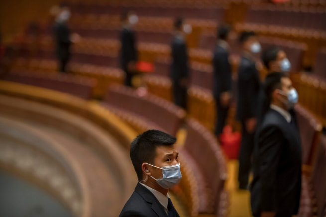 POLITICS: Chinese authorities knock U.S. for disturbance in Hong Kong affairs
