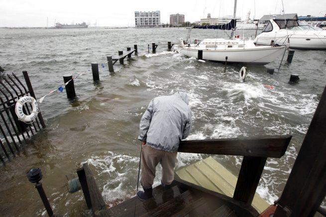 Tropical Storm Bertha 'Not A Threat To Bermuda'