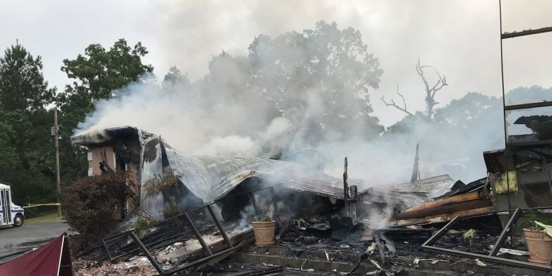 Mississippi Church Burns Down a Month after Suing over COVID-19 Restrictions
