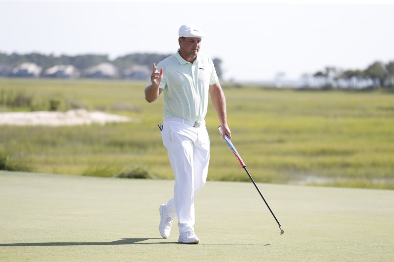 PGA: RBC Heritage - First Round