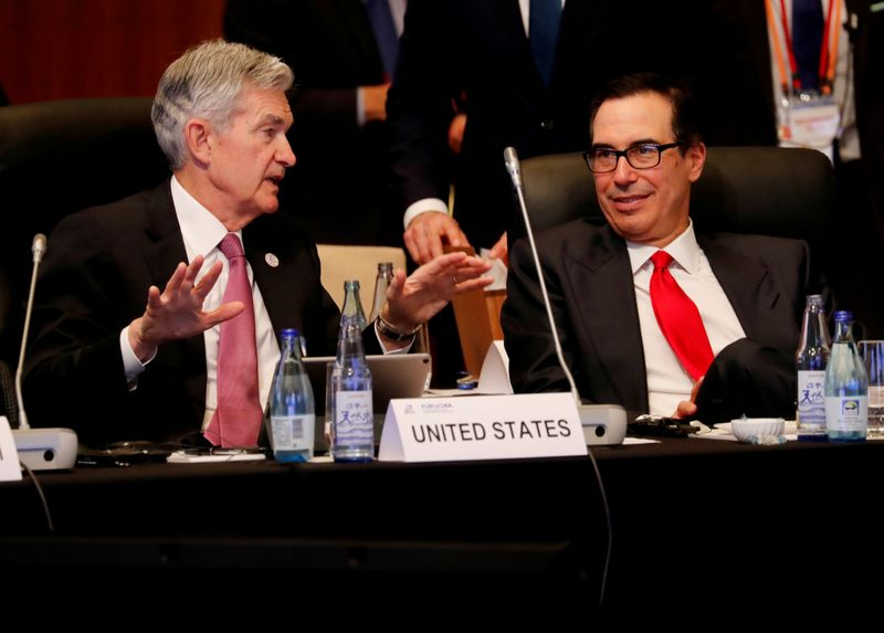 Powell warns of 'extraordinarily uncertain' economic path ahead
