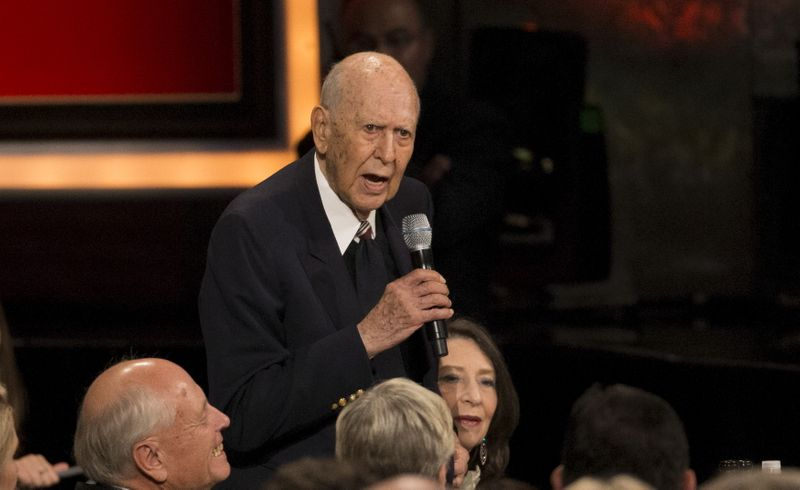 Carl Reiner, US comedian, actor and director, dies aged 98