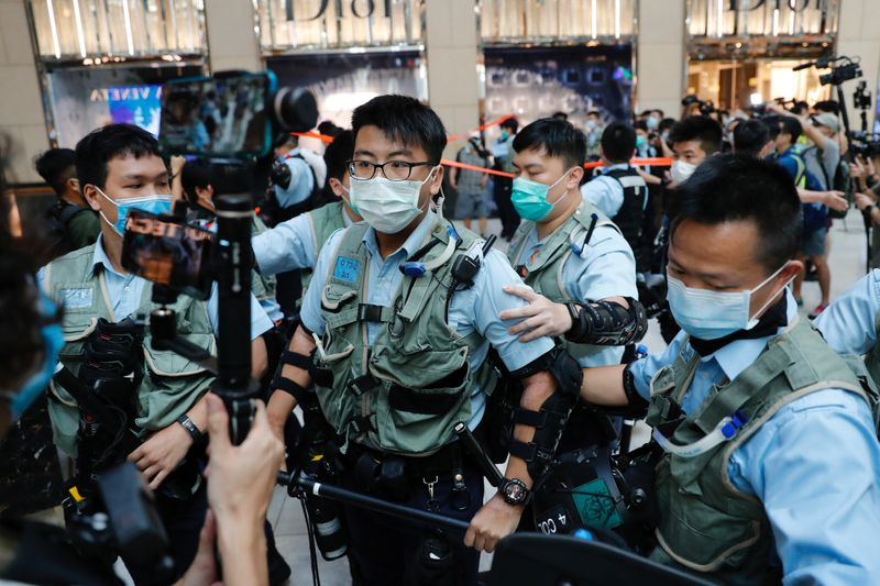 China's security law: The end of Hong Kong's semi-autonomous status?