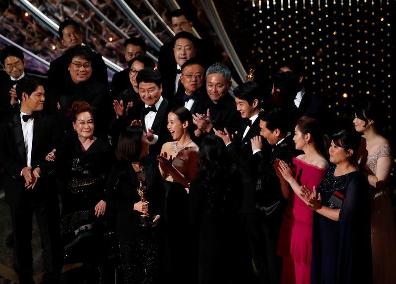 FILE PHOTO: 92nd Academy Awards - Oscars Show - Hollywood