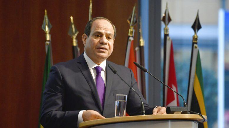 Egypt announces plan to end Libyan conflict