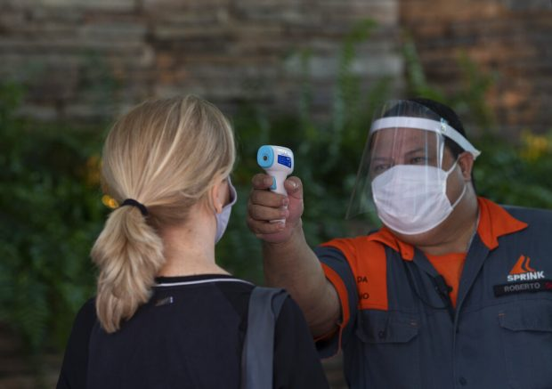 Brazil virus deaths top 40000, 1.5m cases in Latin America