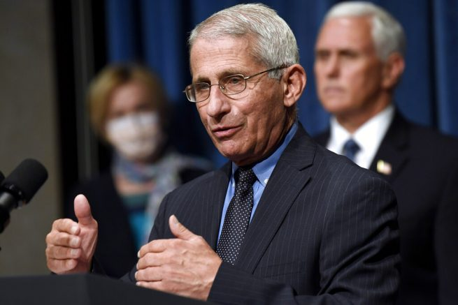 Fauci doubts effectiveness of coronavirus vaccine in US due to anti-vaxxers