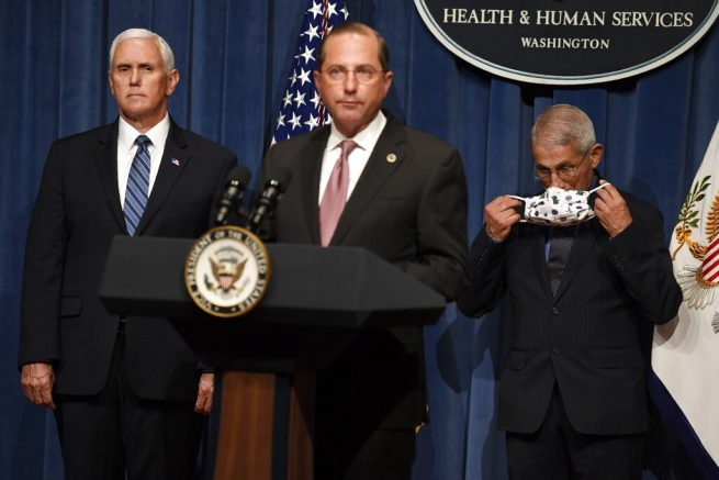 HHS Sec. Azar states 'window is closing' to curb coronavirus surge class=