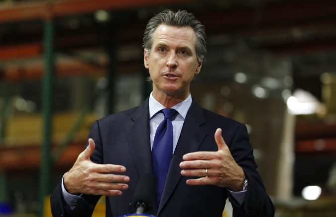 California Governor Urges Imperial County To Enact Stay-At-Home Order