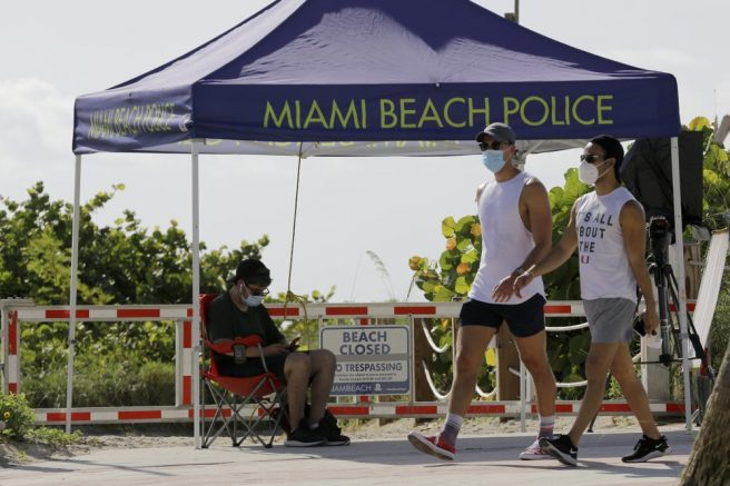 Another Record in Florida: More than 11000 New Coronavirus Cases Added Friday