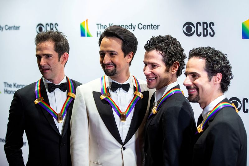 FILE PHOTO: 2018 Kennedy Center Honors
