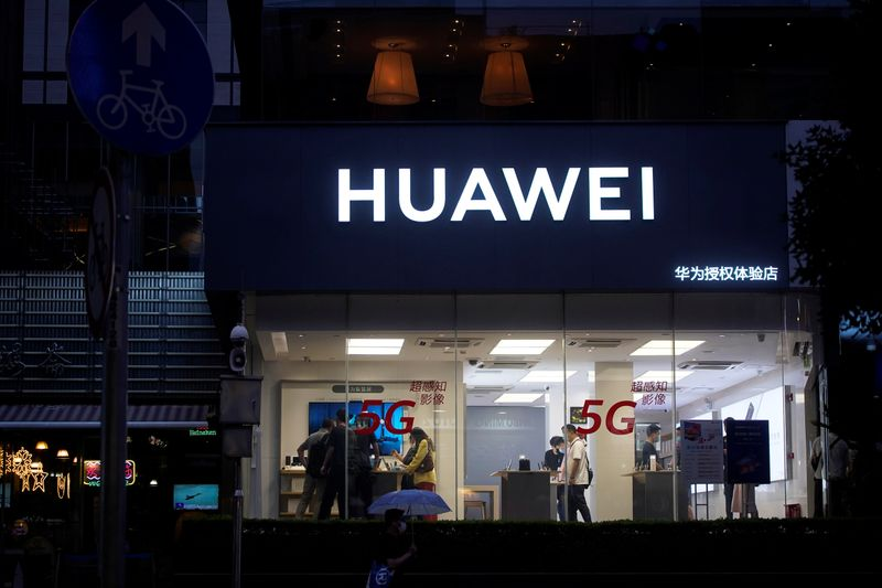 UK PM Johnson to phase out Huawei's 5G role within months