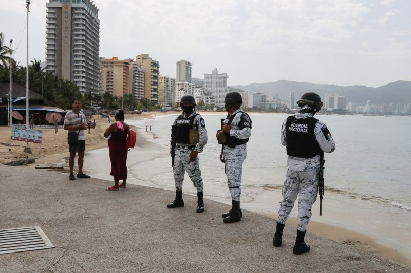 Outbreak of the coronavirus disease (COVID-19), in Acapulco