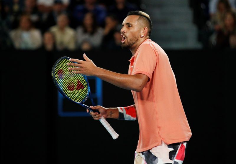 Kyrgios rants at Thiem for defending Adria players - Omni Sports