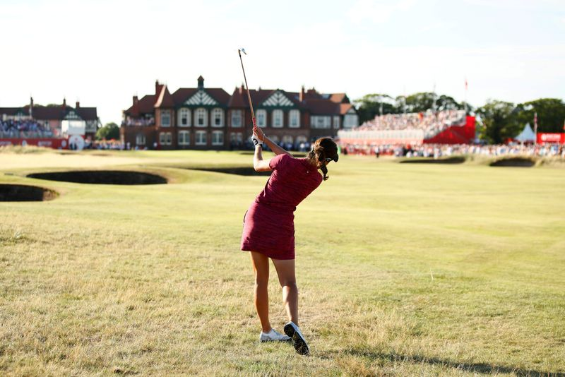AIG extends sponsorship of women's British Open