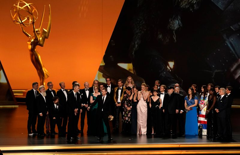 FILE PHOTO: 71st Primetime Emmy Awards - Show - Los Angeles, California, U.S.