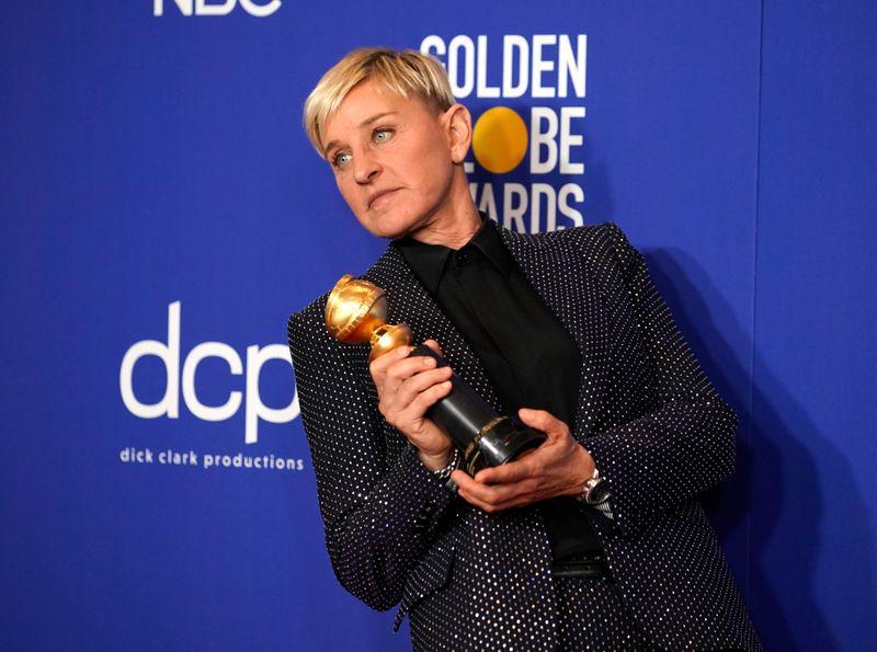 FILE PHOTO: 77th Golden Globe Awards - Photo Room - Beverly Hills, California, U.S.