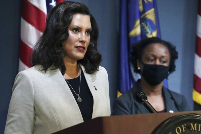 Whitmer extends order for water reconnection program through end of the year