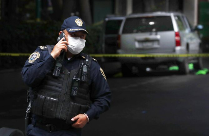 24 killed, 7 injured in attack on rehab center in central Mexico