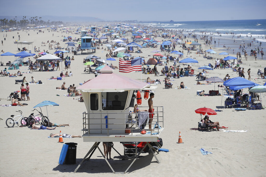 California rolls back reopening of bars, restaurants and indoor venues