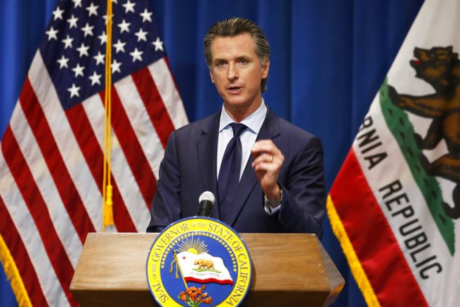 California Coronavirus Cases See Big Spike, Newsom Imposes New COVID-19 Lockdown