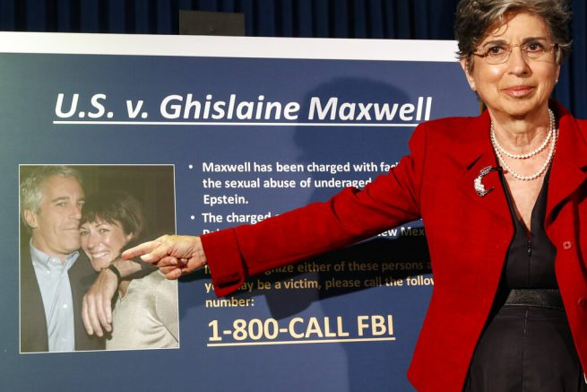 Ghislaine Maxwell Reportedly Ready to Cooperate and 'Name Names'