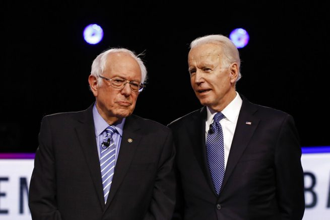 Joe Biden And Bernie Sanders Have Created a Unity Task Force