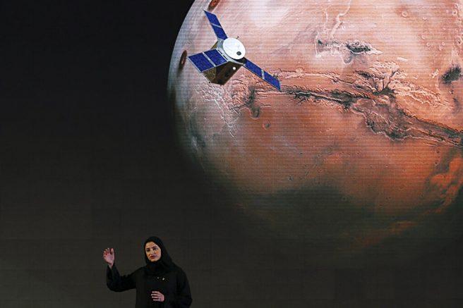 US, China, UAE plan mission to Mars