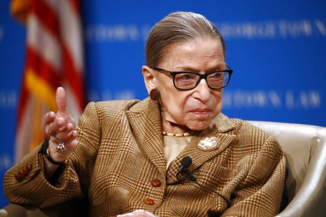 Justice Ruth Bader Ginsburg undergoes chemo as cancer reemerges